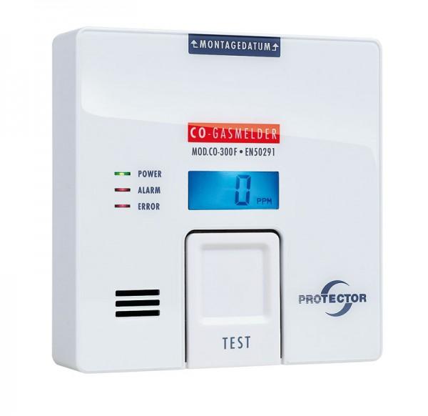 CO-Gasmelder mit FIGARO-Sensor