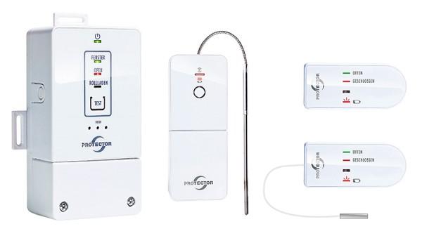 Funk-Abluftsteuerung Einbau Premium AS-8040